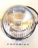 Scheinwerfer inkl Glühbirnen Licht ZNEN Motorroller Retro
