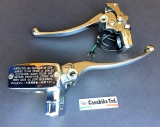 Bremspumpe R Bremsarmatur L ∅ 25mm Bremsschalter Hebel
