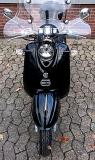 2 Blinker vorne recht & links inkl Glühlampe ZN50QT-A Roller Motorroller Retro